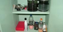 Meth Lab Materials