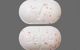 Hydrocodone Pill